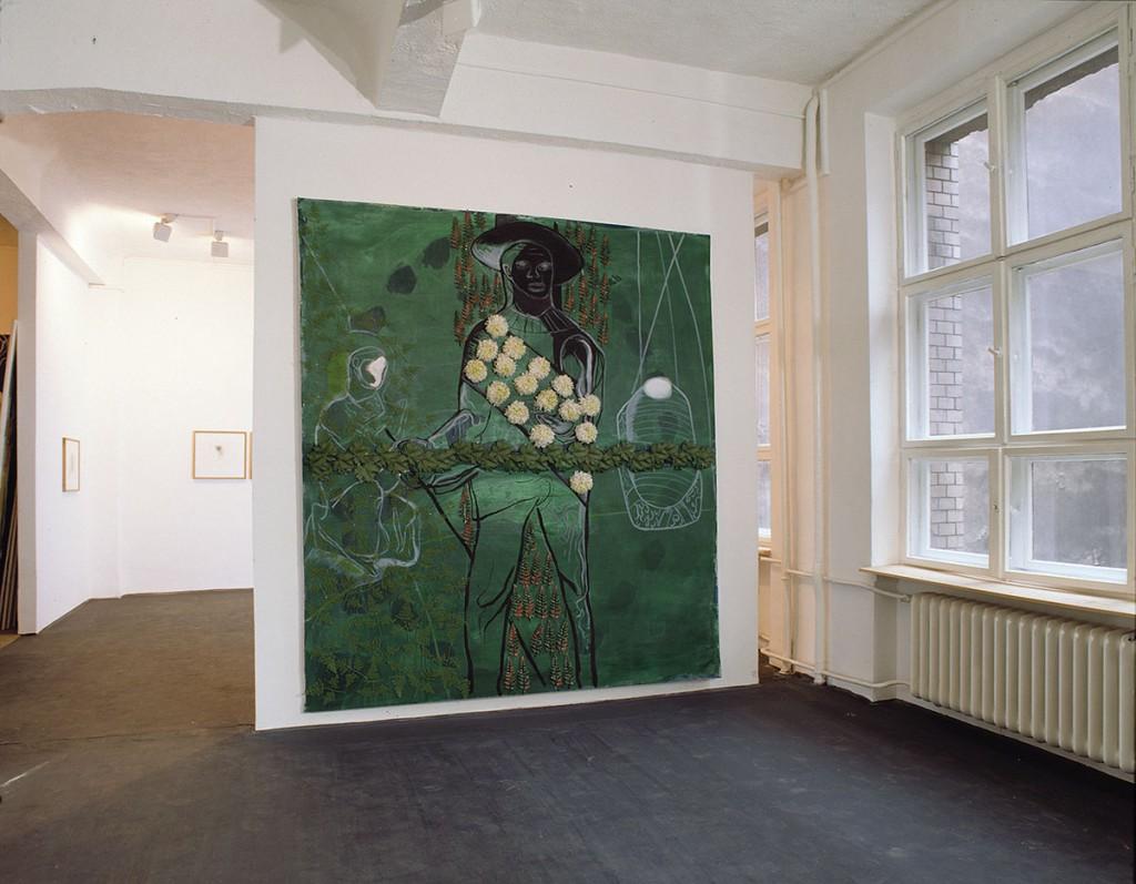 Klaus Killisch, Verlorenes Paradies, 1993, Galerie im Kabinett