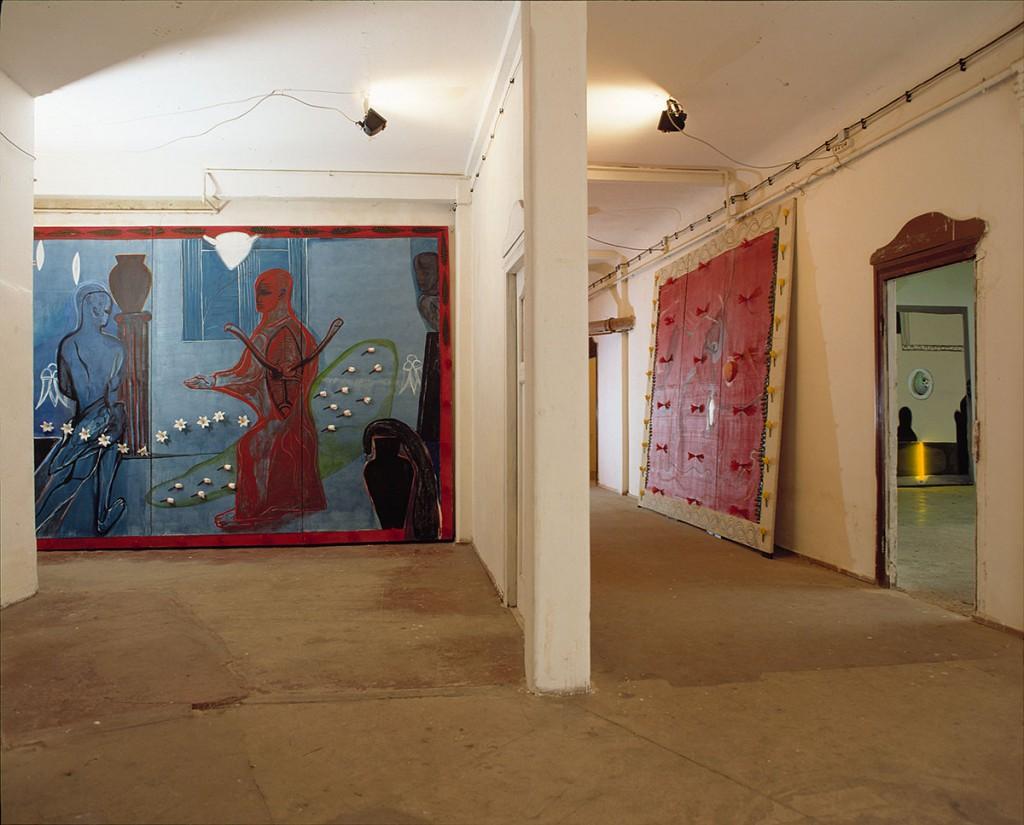 Klaus Killisch, Verlorenes Paradies, 1993, Galerie EIGEN+ART