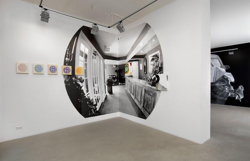 Klaus Killisch, Mikael Eriksson, PANDORA MOTEL, Guardini Galerie, Berlin, 2007