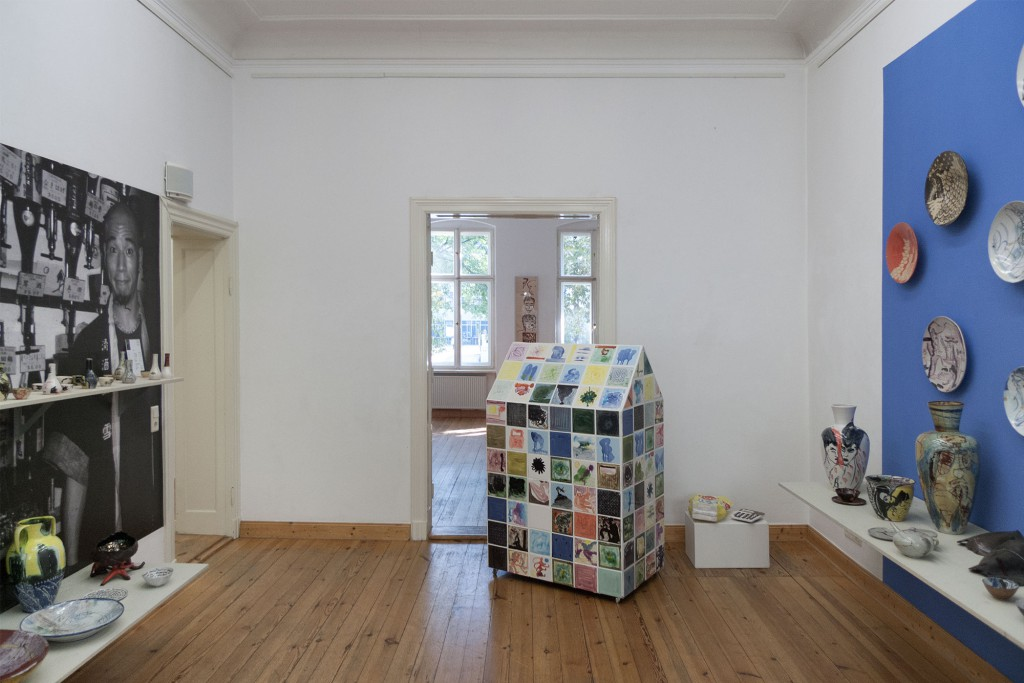 brennzeiten, 2014, Künstler-Keramik 90er Jahre, Werkstatt Wilfriede Maaß, Haus Mikael Eriksson