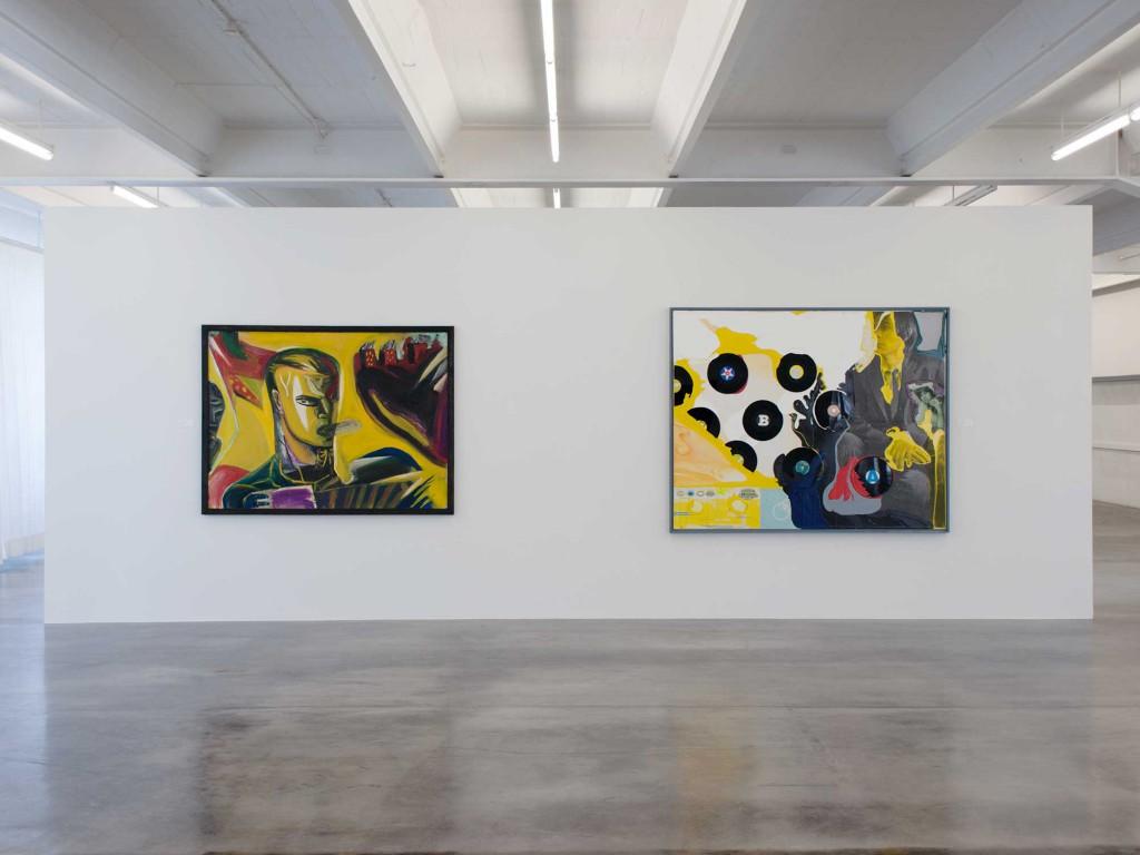 WELTENWECHSEL, 2015, Kunstverein Reutlingen / Klaus Killisch, Tango bis es weh tut, 1989 / poison recordings, 2003