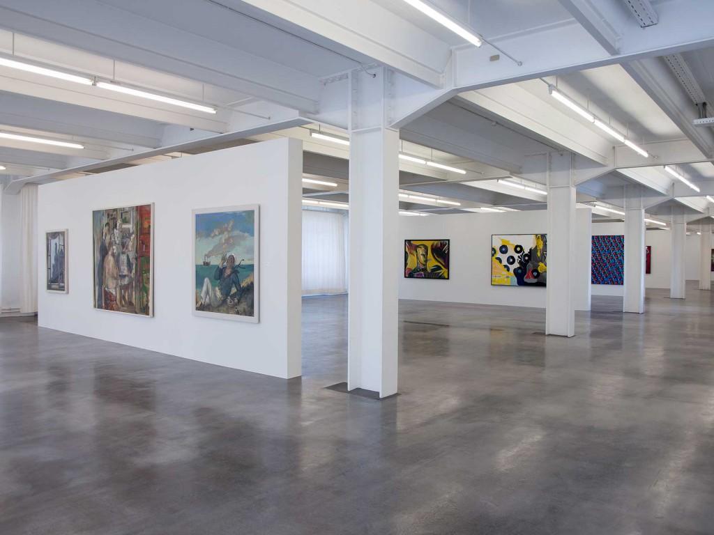 WELTENWECHSEL, 2015, Kunstverein Reutlingen / Harald Metzkes / Klaus Killisch