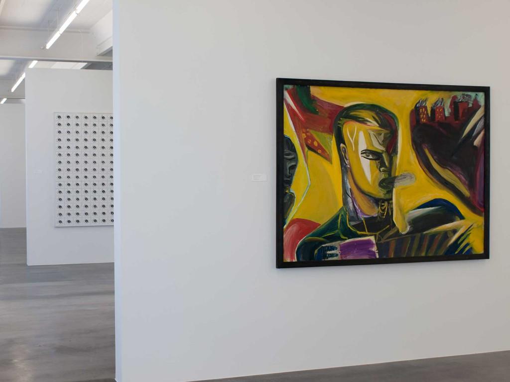 WELTENWECHSEL, 2015, Kunstverein Reutlingen / Klaus Killisch, Tango bis es weh tut, 1989, / Wolfgang Smy