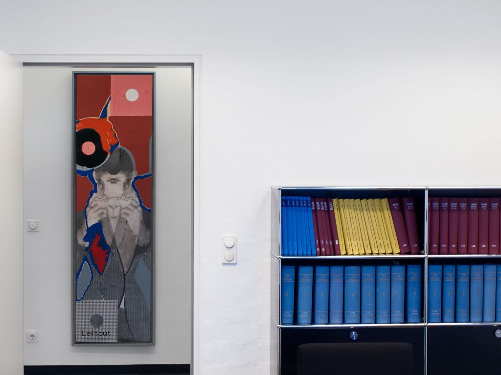 Duett | Sabine Herrmann & Klaus Killisch, 2016, HEUSSEN, Berlin