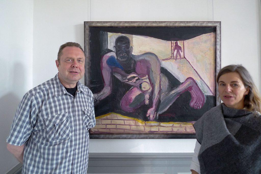 Christoph Tannert, Sabine Herrmann