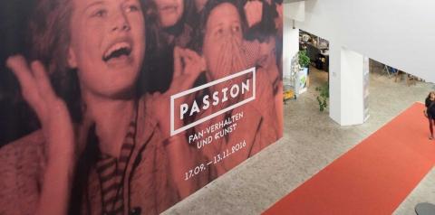 Passion.Fan Behaviour and Art