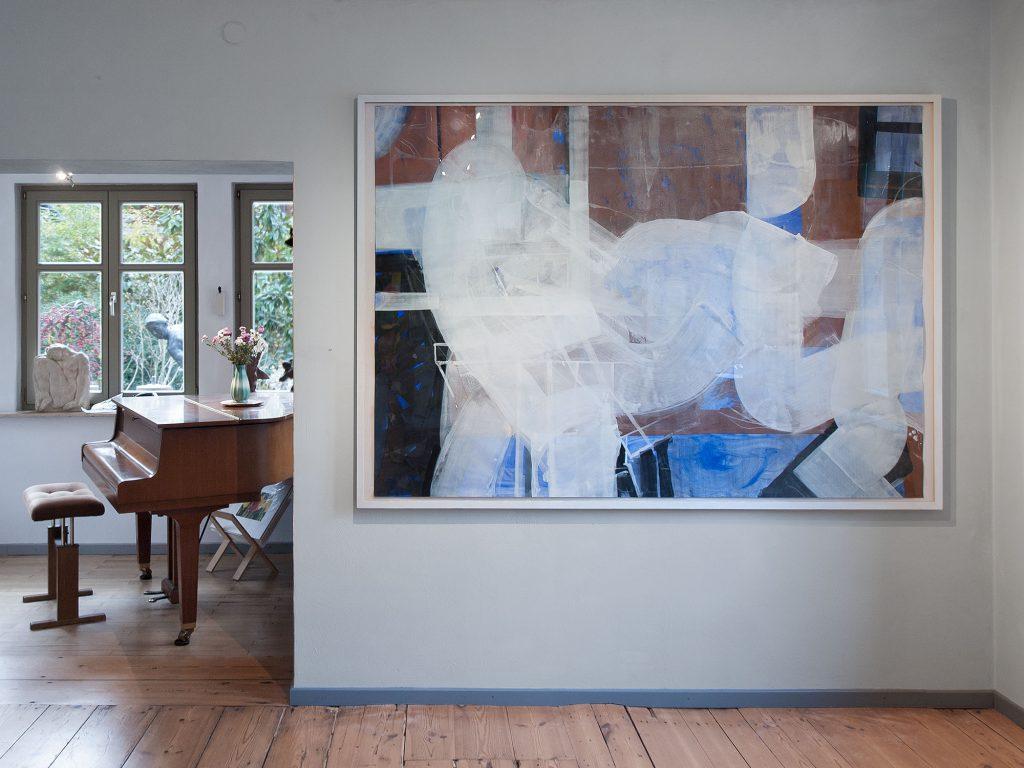 ICH & ICH, 2016, Galerie KUNST-KONTOR, Potsdam, Sabine Herrmann