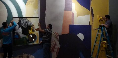Kunst / Arte: A Dialogue